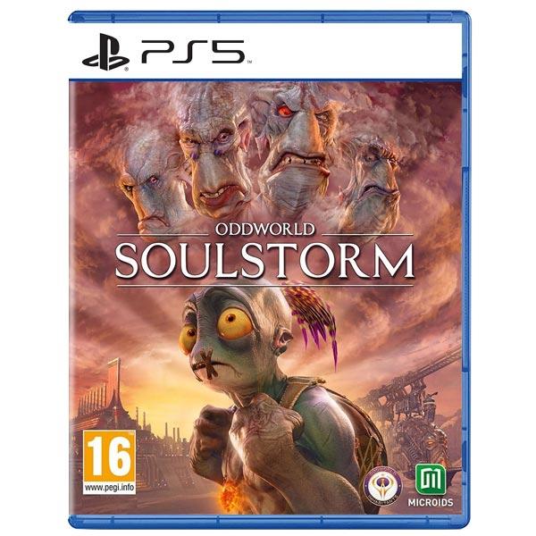 Oddworld: Soulstorm (Day One Oddition)