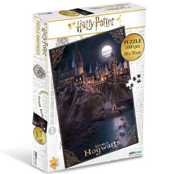 Puzzle Hogwarts (Harry Potter)
