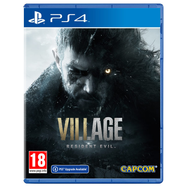Resident Evil 8: Village [PS4] - BAZÁR (použitý tovar)