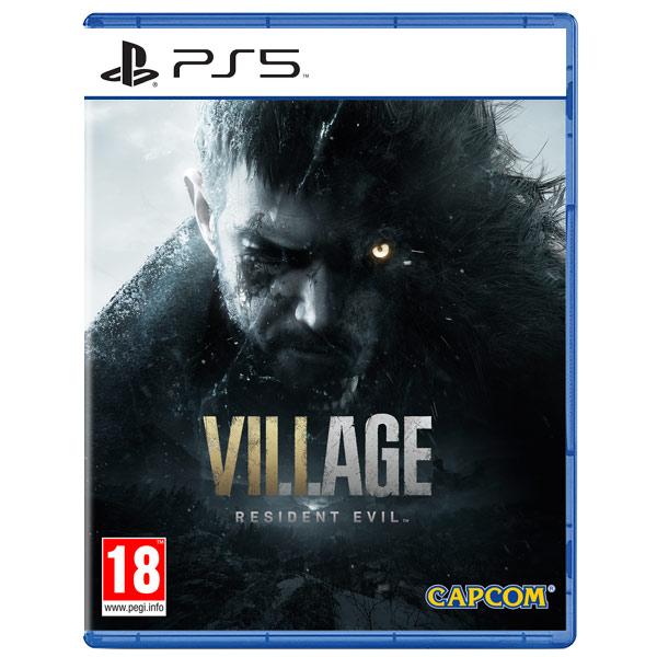 Resident Evil 8: Village [PS5] - BAZÁR (použitý tovar)
