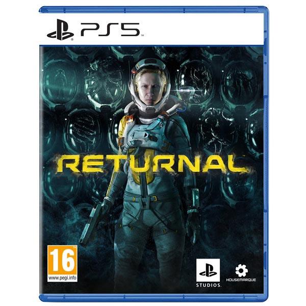 Returnal [PS5] - BAZÁR (použitý tovar)