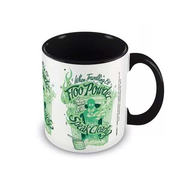 Šálka Floo Powder (Harry Potter)