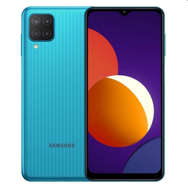 Samsung Galaxy M12 - M127F, 4/128GB, green SM-M127FZGWEUE