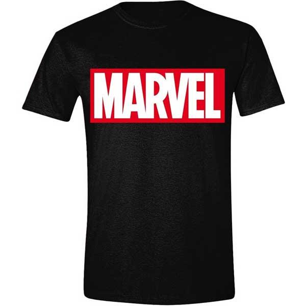 Tričko Logo (Marvel) XL