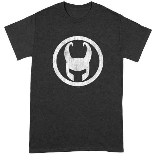 Tričko Loki Icon (Marvel) L