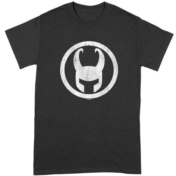 Tričko Loki Icon (Marvel) XL
