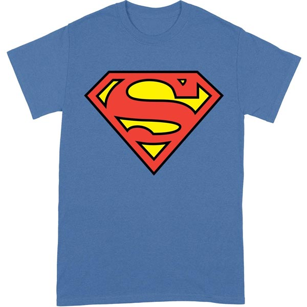 Tričko Superman Shield (DC) M