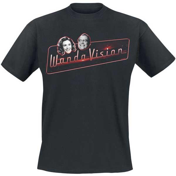 Tričko Vanda Vision Scarlet Witch (Marvel) M