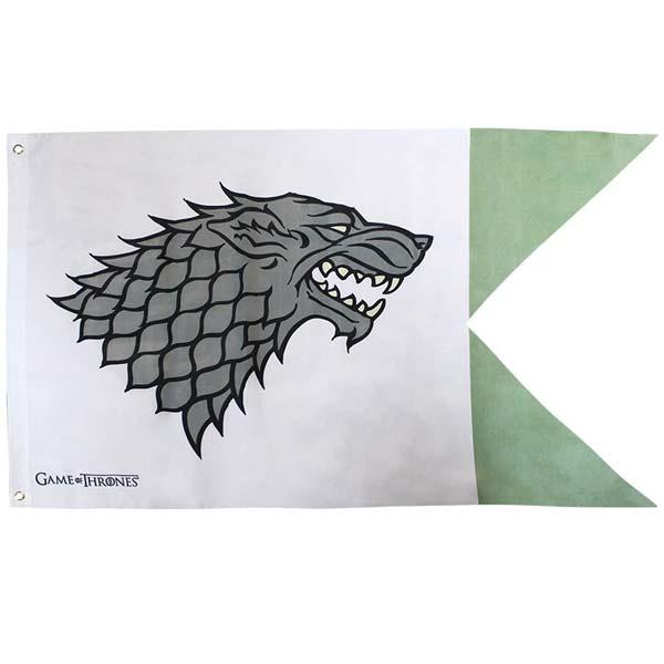 Vlajka Stark (Game of Thrones) ABYDCT015