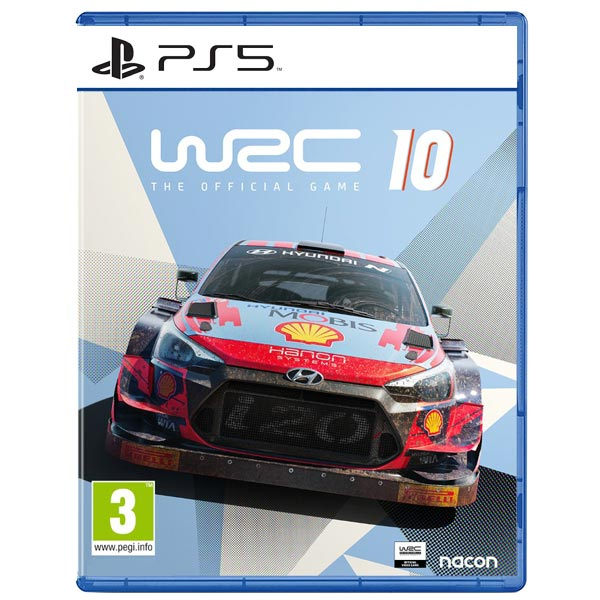 WRC 10: The Official Game