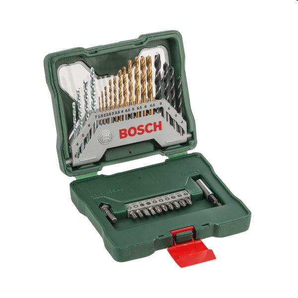 Bosch 30 dielna sada vrtákov a bitov X-line Titanium 2607019324