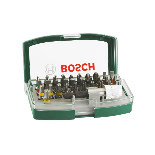 Bosch 32 dielna súprava skrutkovacích bitov 2607017063