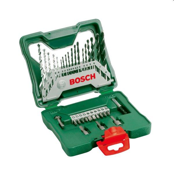Bosch 33 dielna sada vrtákov a bitov X-line Titanium 2607019325