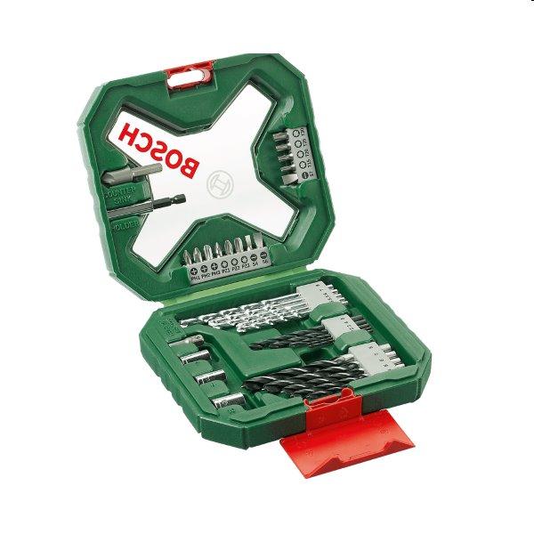Bosch 34 dielna sada vrtákov a bitov X-line Classic 2607010608