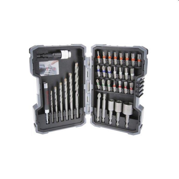Bosch 35 dielna sada vrtákov a bitov Extra Hard 2607017571