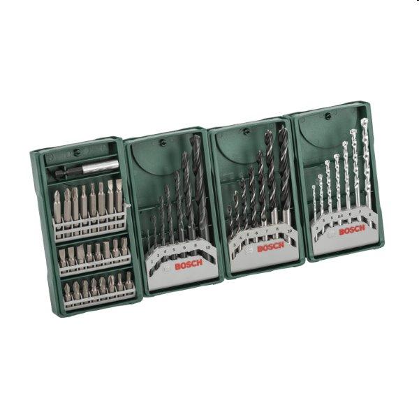 Bosch Multipack 3+1 sada Mini-X-Line bitov a vrtákov 2607017071