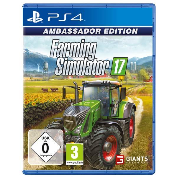 Farming Simulator 17 (Ambassador Edition)