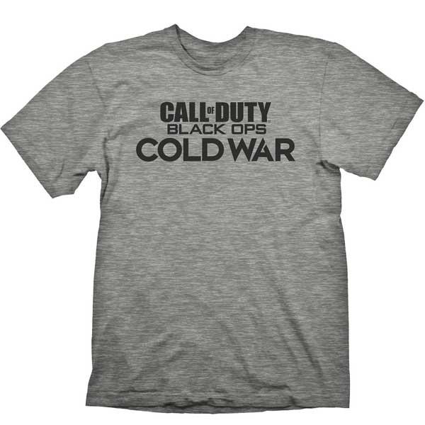 Logo T Shirt (Call of Duty: Cold War) L tričko