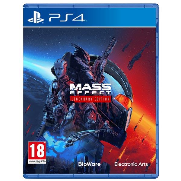 Mass Effect (Legendary Edition) [PS4] - BAZÁR (použitý tovar)
