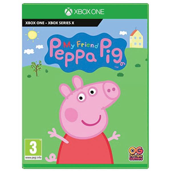 My Friend Peppa Pig XBOX ONE