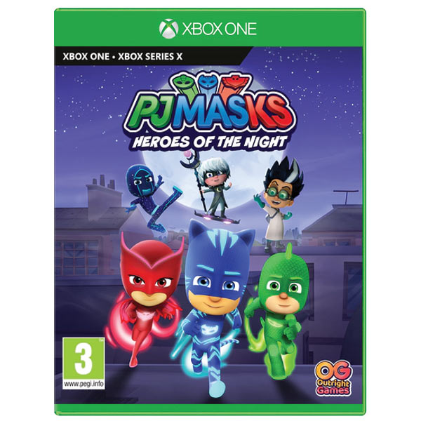 PJ Masks: Heroes of the night XBOX X|S