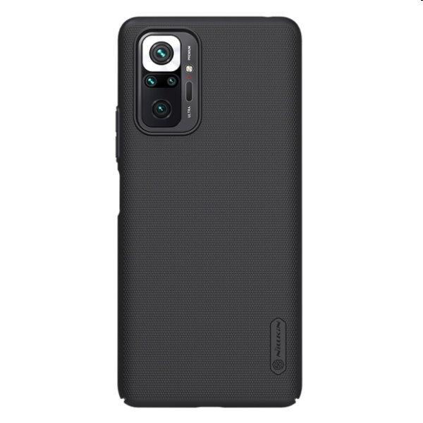 Puzdro Nillkin Super Frosted pre Xiaomi Redmi Note 10 Pro, čierne 57983103658