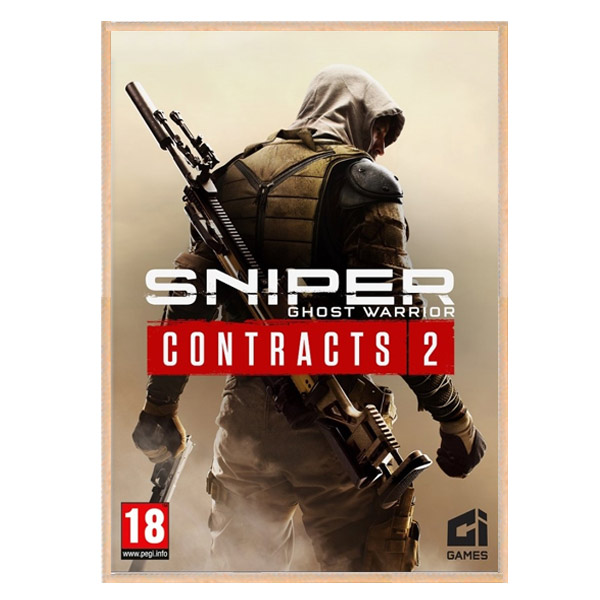 Sniper Ghost Warrior: Contracts 2 (Collector's Edition) CZ XBOX X|S