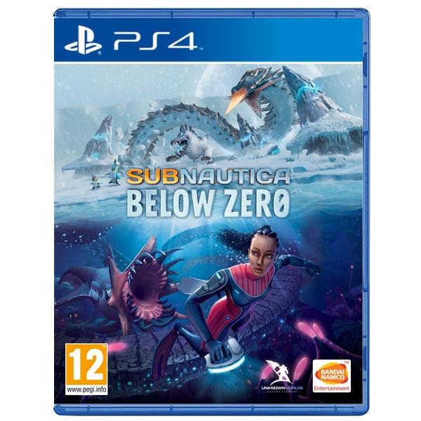 Subnautica: Below Zero CZ [PS4] - BAZÁR (použitý tovar)