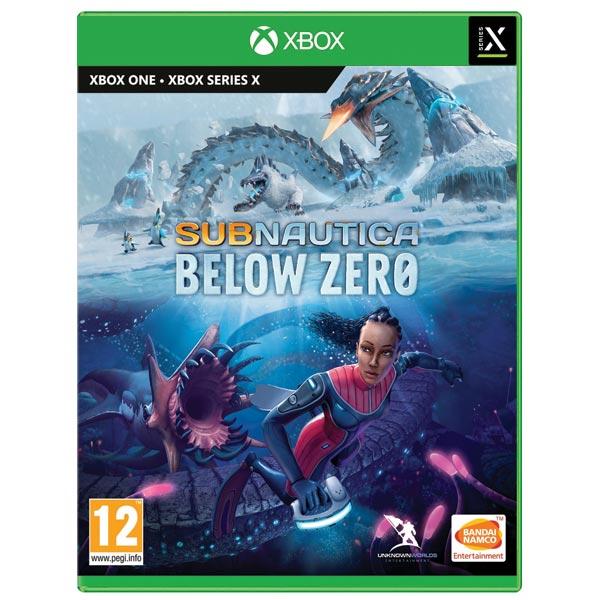 Subnautica: Below Zero CZ [XBOX X S] - BAZÁR (použitý tovar)