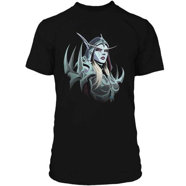 Tričko Shadowlands Banshee Queen Premium (World of Warcraft) M