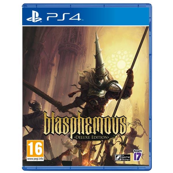 Blasphemous (Deluxe Edition) PS4