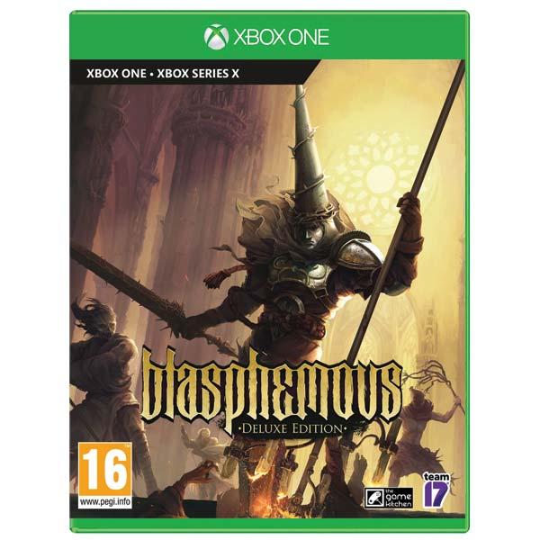 Blasphemous (Deluxe Edition) XBOX ONE