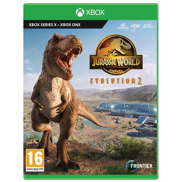 Jurassic World: Evolution 2
