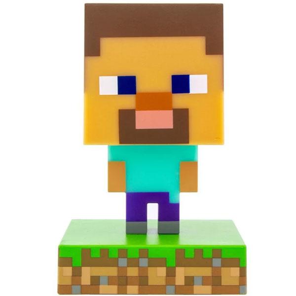 Lampa Steve Icon Light BDP (Minecraft)