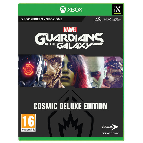 Marvel's Guardians of the Galaxy (Cosmic Deluxe Edition)