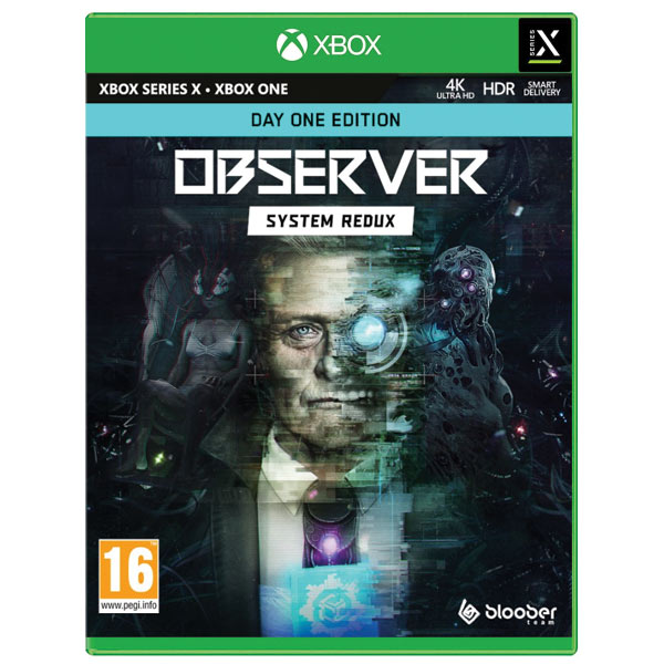 Observer: System Redux (Day One Edition)