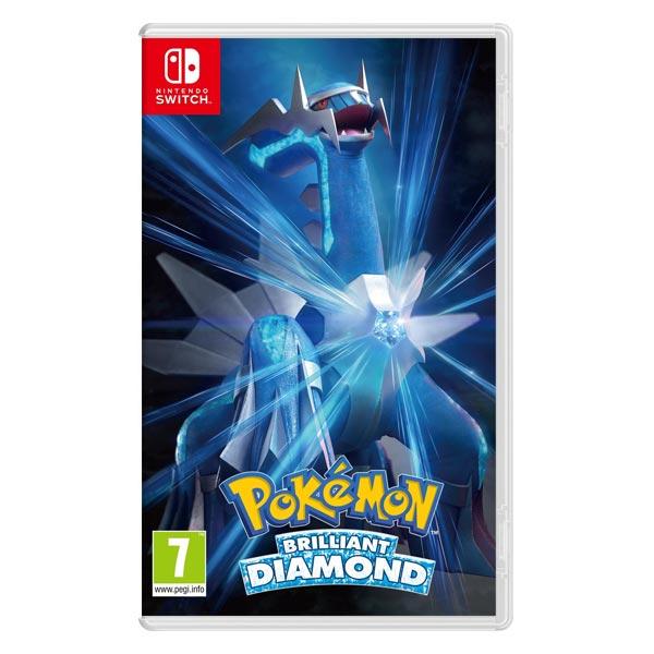 Pokémon: Brilliant Diamond
