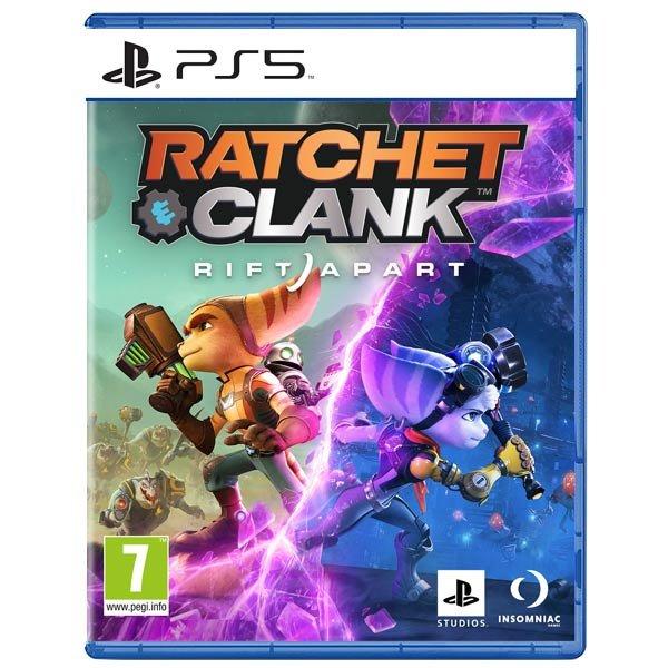 Ratchet & Clank: Rift Apart CZ [PS5] - BAZÁR (použitý tovar)