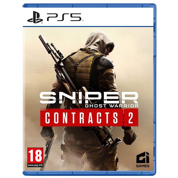 Sniper Ghost Warrior: Contracts 2 CZ [PS5] - BAZÁR (použitý tovar)