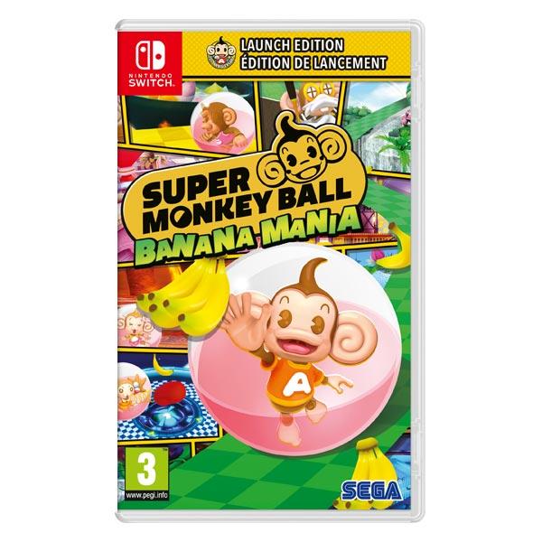 Super Monkey Ball: Banana Mania (Launch Edition)