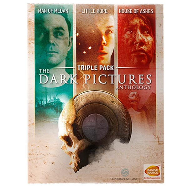 The Dark Pictures: Anthology (Triple Pack)
