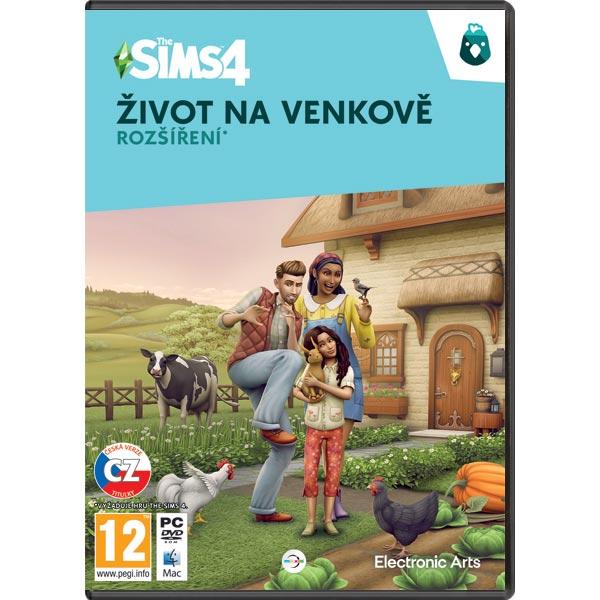 The Sims 4: Život na vidieku CZ PC