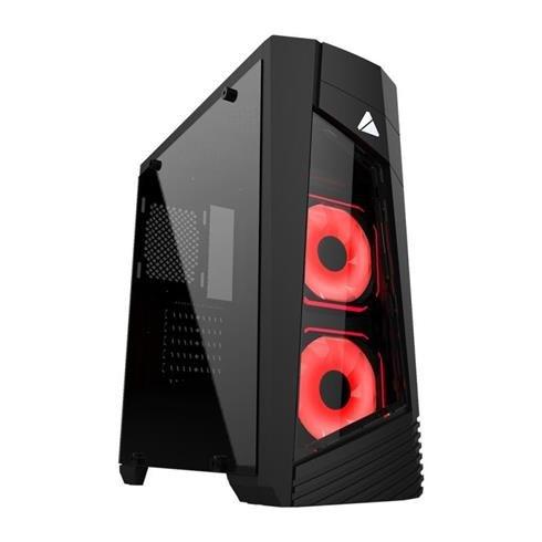 WESTech Gigabyte PC, AMD 3800X, 16GB, 500GB SSD, 4TB HDD, VGA 3060, Midi RGB PCGB-AMD01