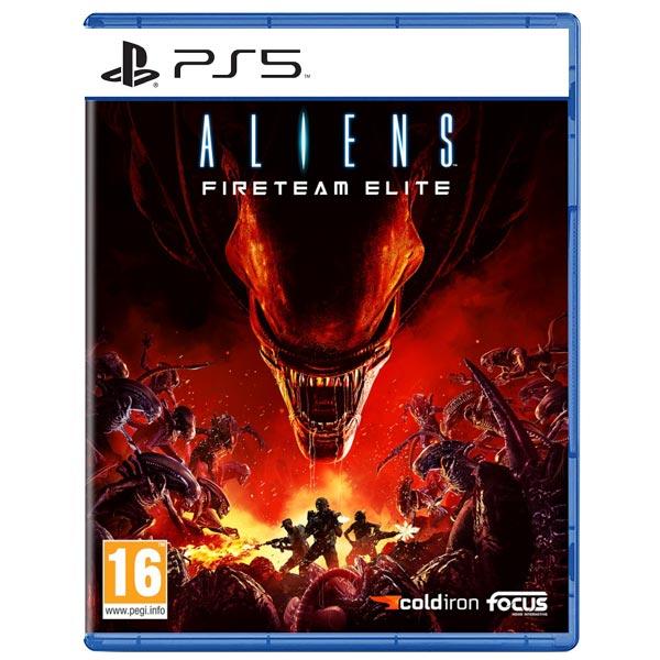 Aliens: Fireteam Elite CZ