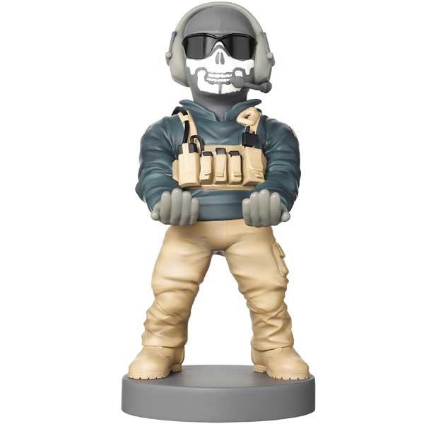 Cable Guy Lt. Simon Ghost Riley (Call of Duty)