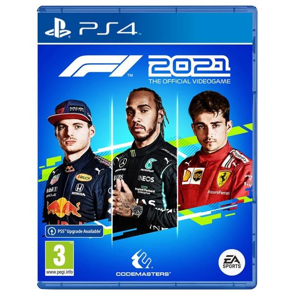 F1 2021: The Official Videogame [PS4] - BAZÁR (použitý tovar)
