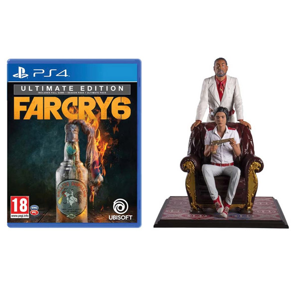 Far Cry 6 (PGS Ultimate Edition) PS4