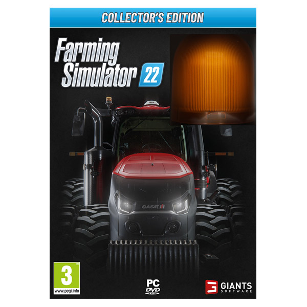 Farming Simulator 22 CZ (Collector's Edition)