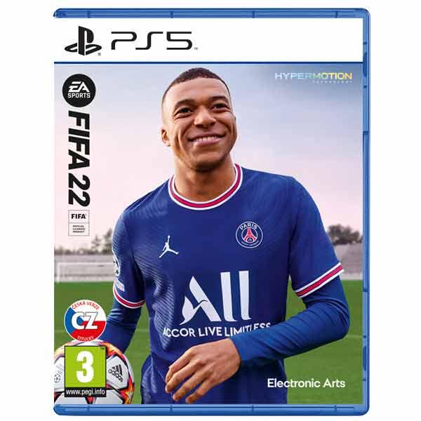 FIFA 22 CZ