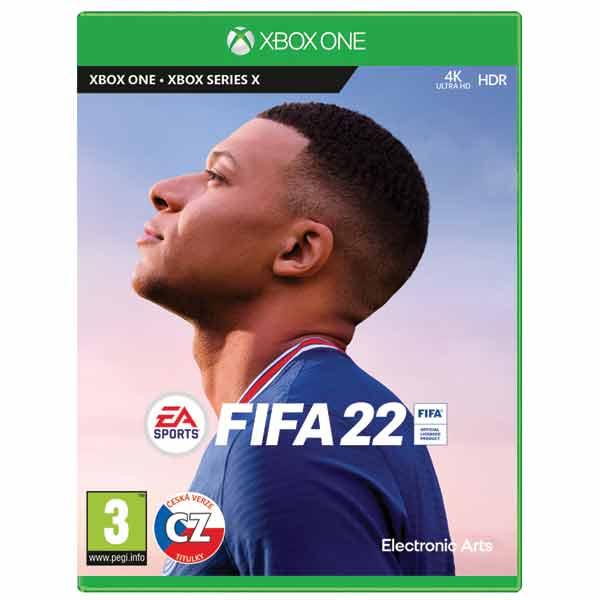 FIFA 22 CZ XBOX ONE